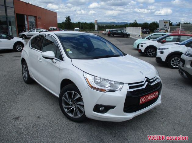 CITROEN DS4 HDI 115 CV SO-CHIC