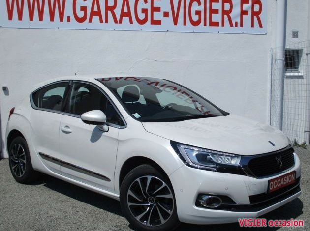 CITROEN DS4 B-HDI 120 CV SO-CHIC