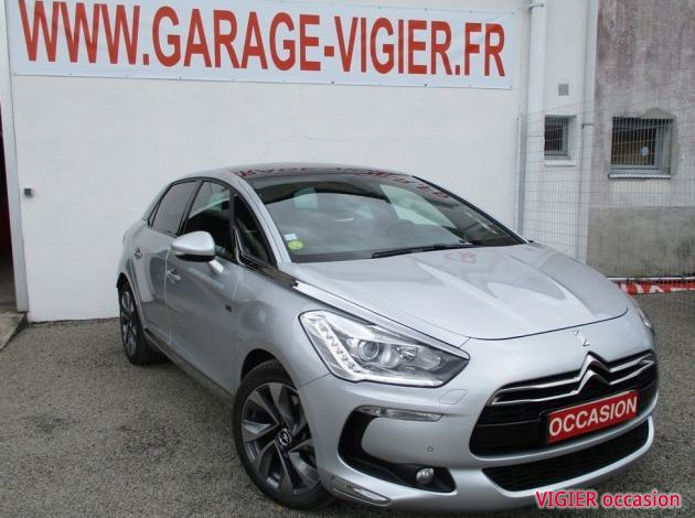 DS DS5 HYBRID4 HDI 160 SPORT-CHIC BMP6