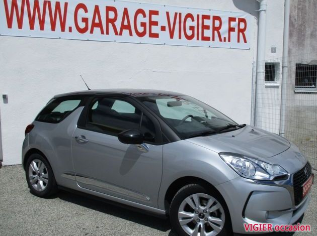 CITROEN DS3 PURETECH 82 CV BE-CHIC
