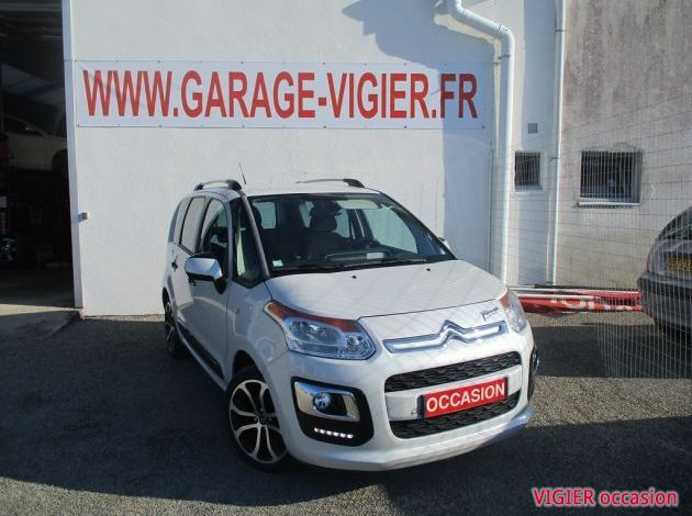 CITROËN C3 PICASSO HDI 100 EXCLUSIVE BLACK PACK