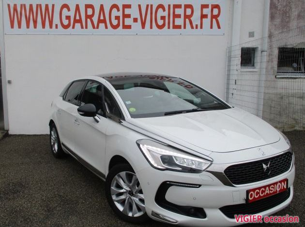 DS DS5 2.0L HDI 150 CV SPORT CHIC BVM6