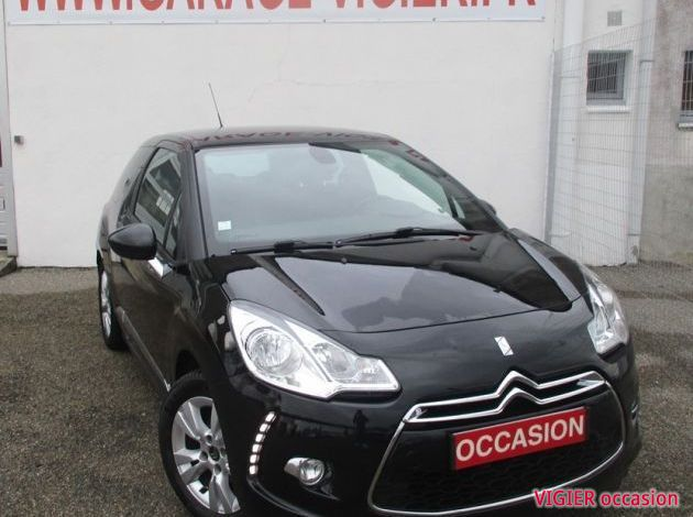 DS DS3 VTI 120 CV SO-CHIC