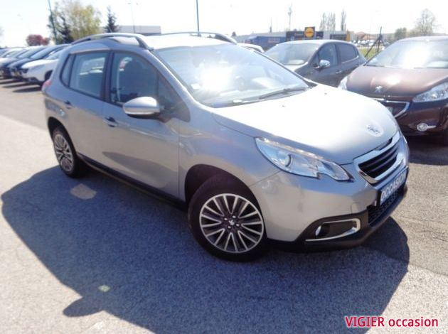 PEUGEOT 2008 HDI 92 ACTIVE