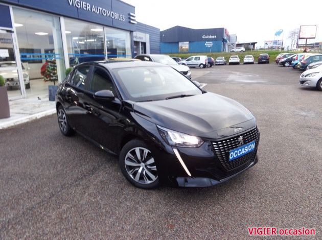 PEUGEOT 208 PURETECH 75 cv ACTIVE BUSINESS +
