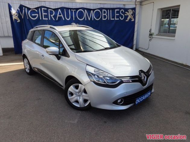 RENAULT CLIO IV ESTATE DCI 90 BUSINESS