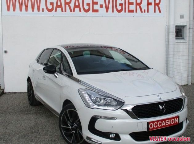 DS DS5 B-HDI 135 CV SPORT-CHIC