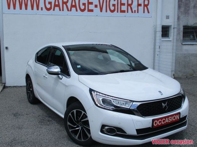 DS DS4 B-HDI 120 CV SO-CHIC EAT6