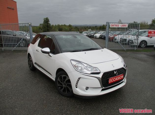 DS DS3 HDI 100 CV SO-CHIC