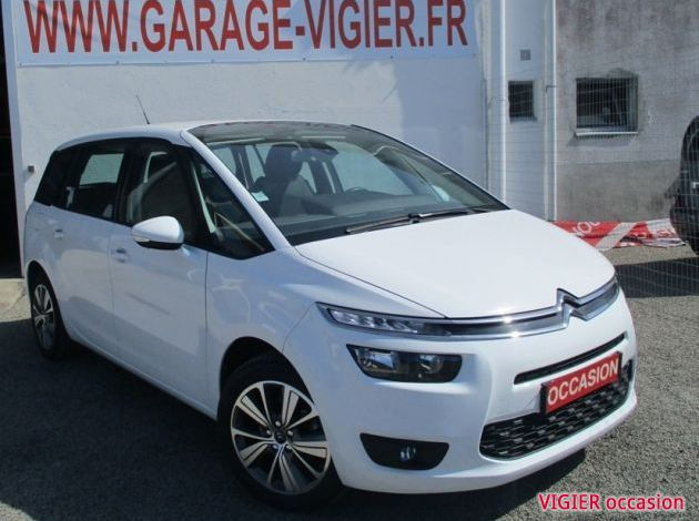 CITROEN GRAND C4 PICASSO B-HDI 120 CV BUSINESS EAT6 7PL