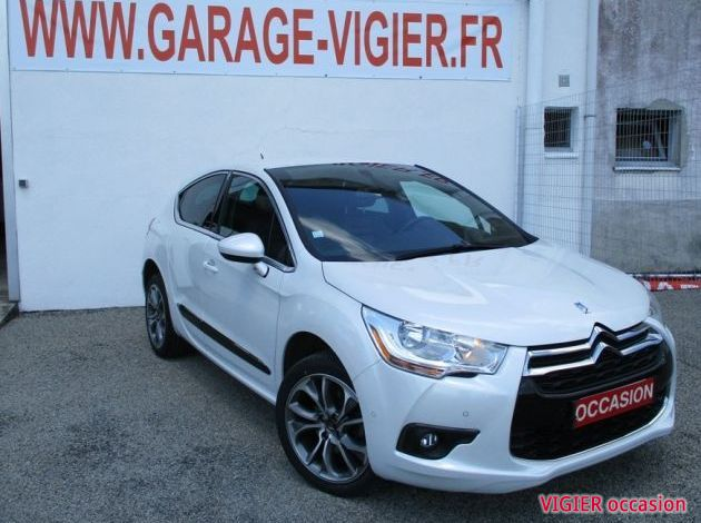 DS DS4 HDI 163 CV SO-CHIC