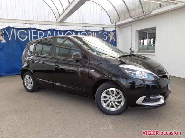 RENAULT SCENIC 3 DCI 110 CV LIMITED