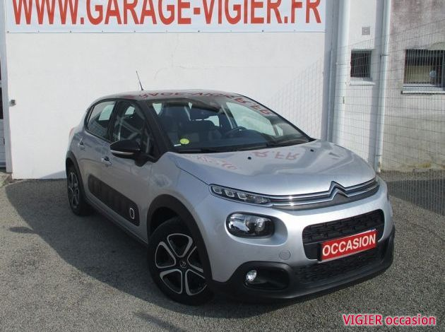 CITROEN C3 III B-HDI 100 CV SHINE BUSINESS