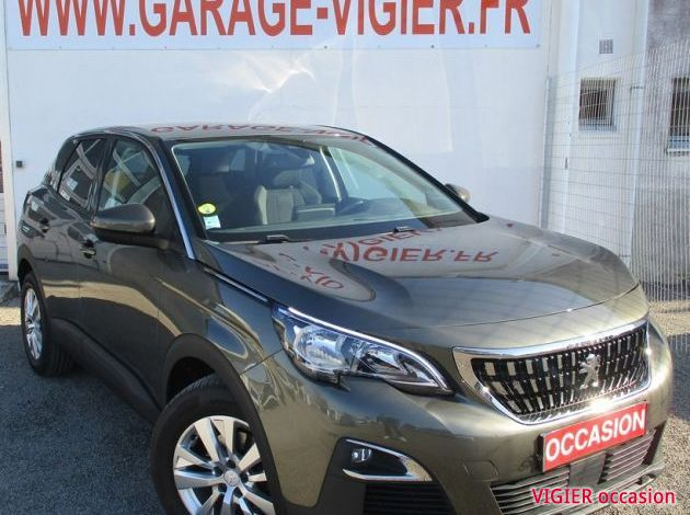 PEUGEOT 3008 120 CV ACTIVE BUSINESS B-HDI